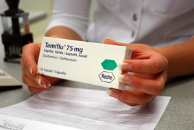 Tamiflu Teho