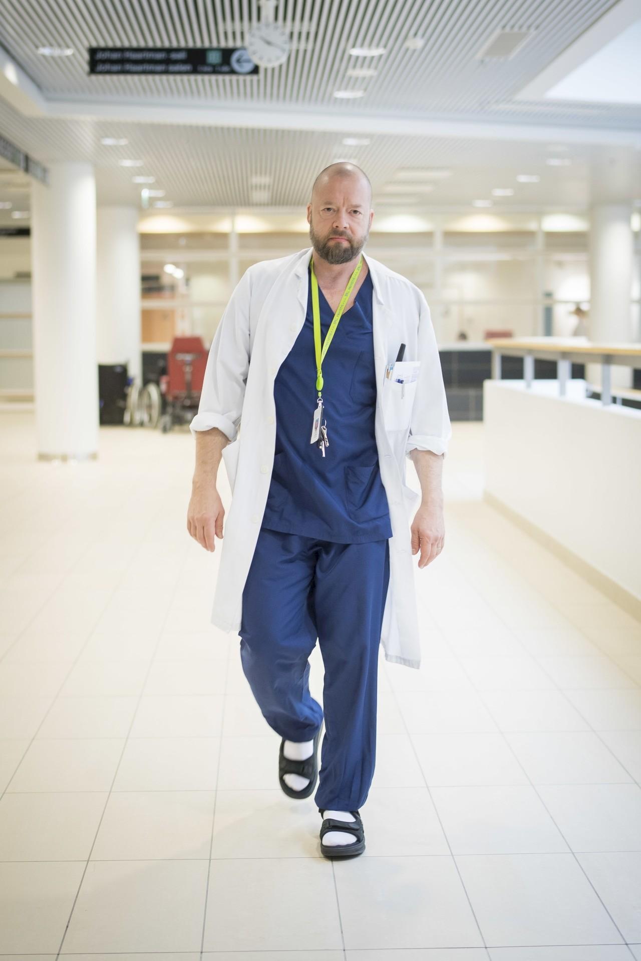 Lääkärilehti - Hoito toimi nopeasti Turun iskussa